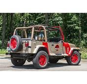 """Jurassic Park"" Jeep Owner Still Revels In Creation  JK Forum"