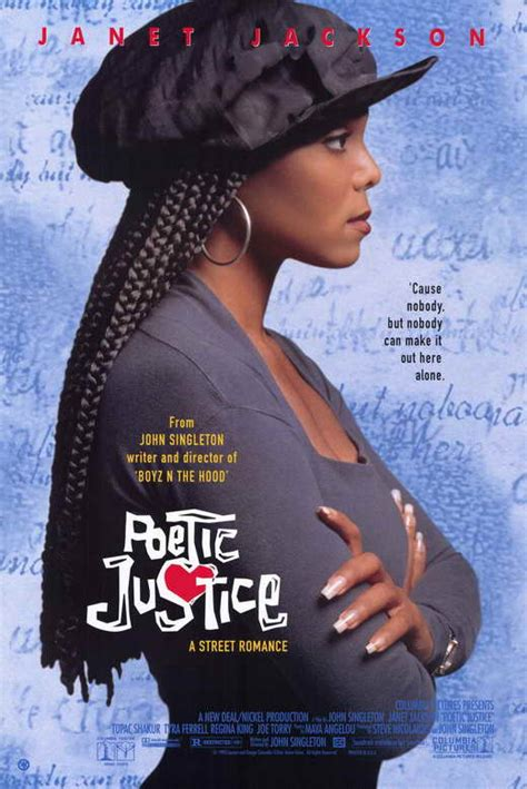 how long is it to get poetic justice braids poetic justice movie posters from movie poster shop