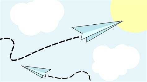 Paper Planes For - paper planes clipart best