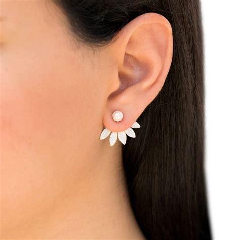 Ear Jackets 25 best ideas about front back earrings on