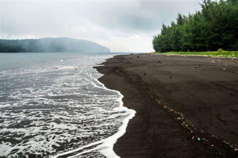 black sand 3 5 most beautiful black sand beaches