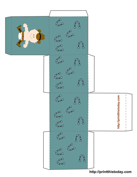 templates for favour boxes free printable baby shower favor boxes templates