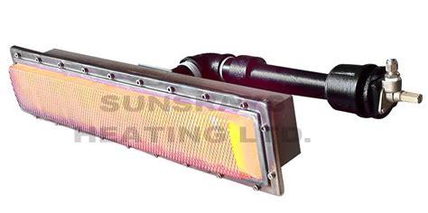 powder coating with infrared l burner infrarouge pour powder coating burner infrarouge