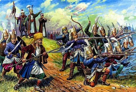 elite ottoman soldiers 10 incredible facts about the ottoman empire and its army