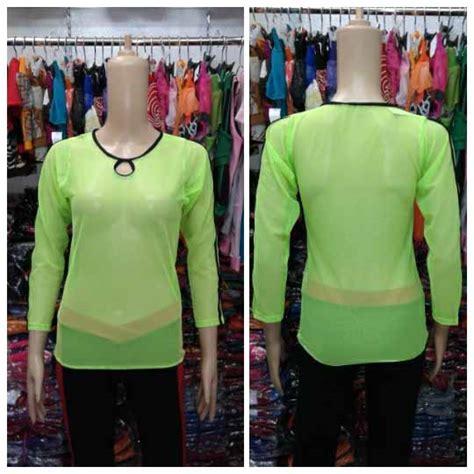 Model Dan Baju Senam baju senam model jaring murah baju senam murah grosir dan eceran