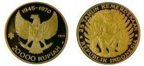 Uang Lama Pecahan Rp 1 000 Koin 29 uang rupiah lama indonesia dengan harga termahal