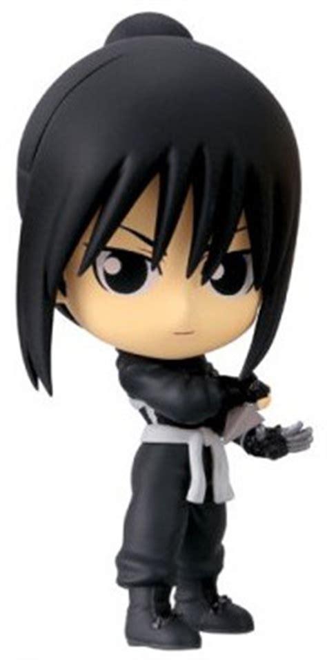 Ichiban Kuji Fullmetal Alchemist Chibikyun hagane no renkinjutsushi brotherhood lan fan chibi kyun chara ichiban kuji ichiban kuji