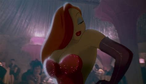 The 25 most iconic movie entrances | Den of Geek Who Framed Roger Rabbit Jessica Rabbit Scene