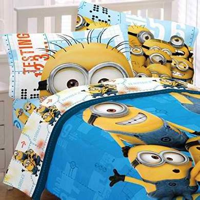 minion bedding minions merchandise product categories despicable me