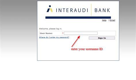 audi bank login interaudi bank banking login login bank