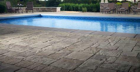Pool Patio Pavers Masonry Paving Concrete And Sealcoating Company Suffolk County