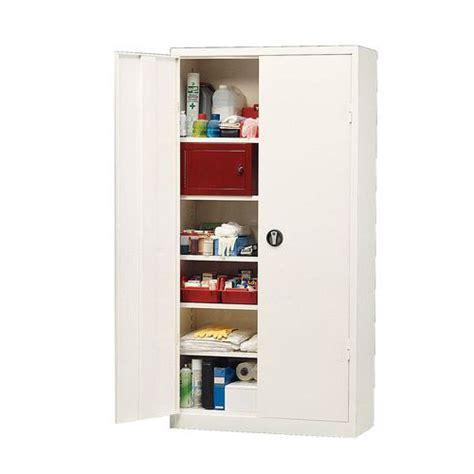 armadio medicinali armadio per medicinali modello grande 1 anta manutan