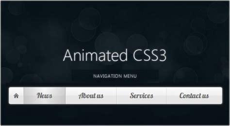 css templates for asp net menu crear un men 250 animado con css3 animatedmenu css