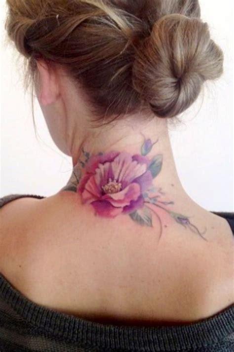 15 Pretty Neck Tattoos For Women Pretty Designs Pretty Tattoos For