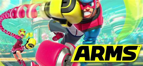 Nintendo Switch Arms amrs nintendo switch review mvgn