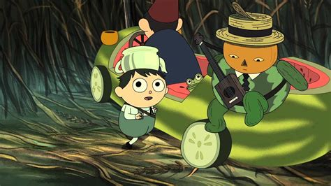 Se Viene Over The Garden Wall La Nueva Mini Serie De The Garden Wall Network