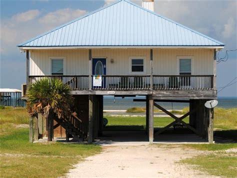 house rentals dauphin island al dauphin island bayfront rentals house rentals on