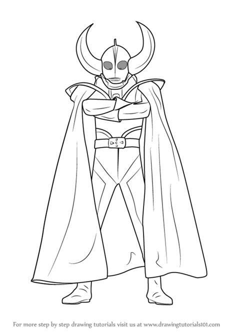 ultraman coloring pages printable learn how to draw father of ultra ultraman step by step