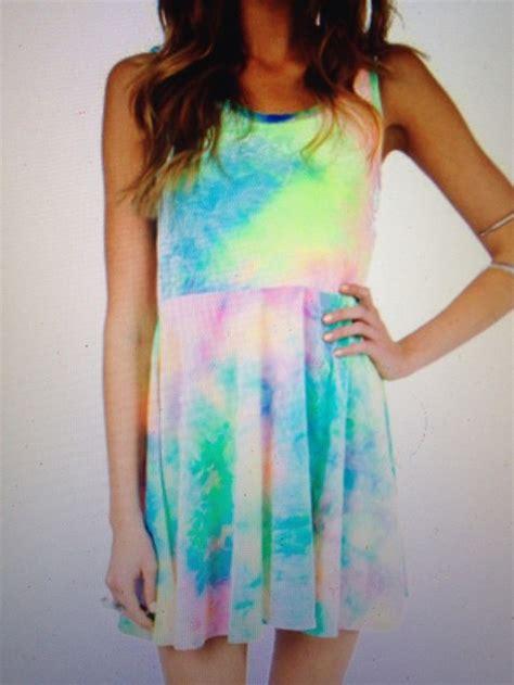 Snqkovt Dress Babydoll Dress Oversize Dress Biru Dress Motif Casual dye dress images