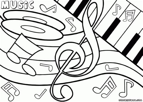 music coloring pages to print free printable coloring sheets musical ly coloring pages