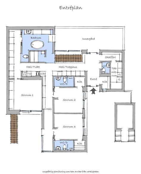 nilsson villa modern beach house with black and white