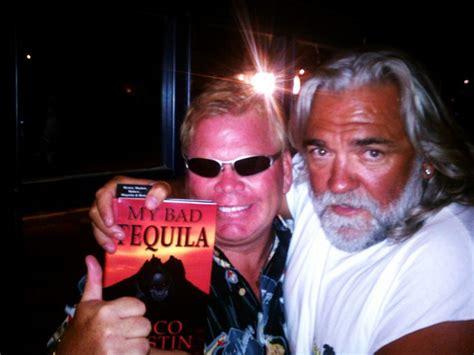 captain wild bill wichrowski rico austin author tequila connoisseur phd