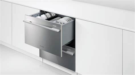 Fisher Paykel Drawer Dishwasher by Fisher Paykel Dishdrawers Vs Standard Dishwashers