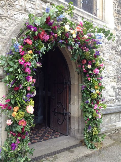 Wedding Pictures Flower by 22 Best Church Flowers Images On Church