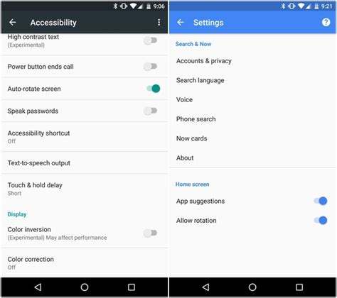 how to rotate on android how to change android auto rotate settings greenbot