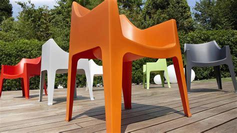 fauteuil salon orange