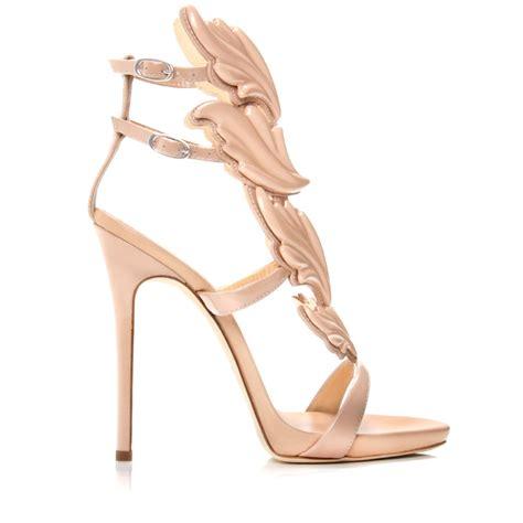 giuseppe zanotti cruel summer sandals lyst giuseppe zanotti cruel summer stiletto sandals in