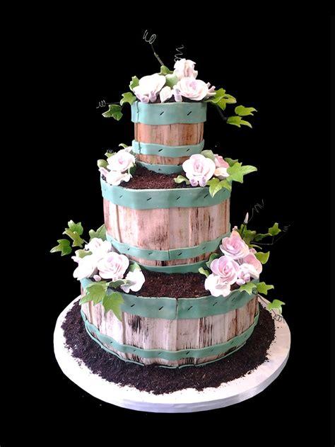 Rustic Contemporary wedding cakes lehigh valley specialty cakes piece