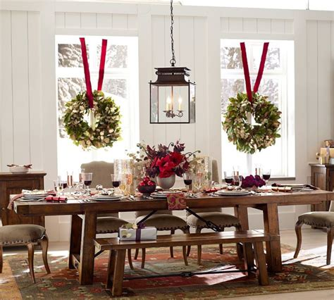 pottery barn decorating christmas at pottery barn interior heaven
