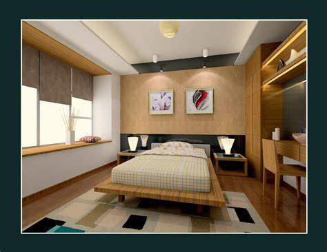 menyiasati keterbatasan ruang kamar tidur desain rumah
