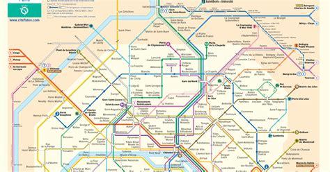 Ratp Plan Metro