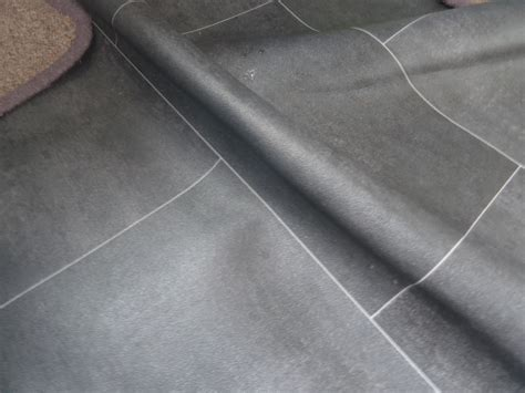 how to make vinyl flooring stable in bathroom home