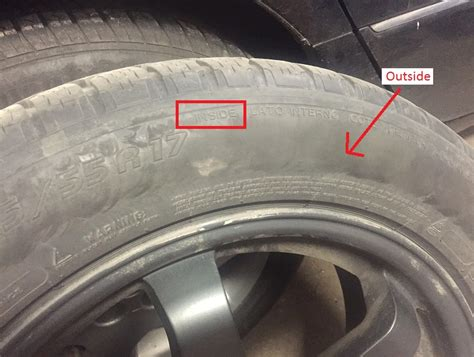 iiiiiiiiidiots tires installed wrong  clublexus
