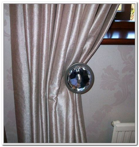 how to hang curtain holdbacks curtain holdbacks curtain holdbacks crystal