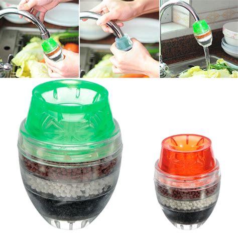 Filter Penyaring Keran Air tap water clean purifier filter for 16 19mm faucet filter keran air green jakartanotebook