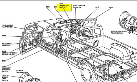 motor repair manual 1994 ford f150 parking system i have a 1994 f 150 with 4 9 efi after bouncing over a small snow berm in a parking lot the
