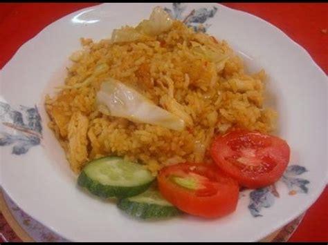 membuat nasi goreng jawa sederhana cara membuat nasi goreng versi bahasa jawa 05 cara memasak
