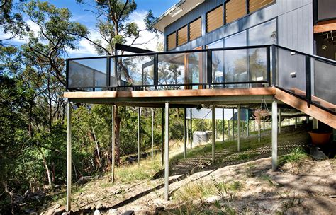 pole home designs gold coast building houses on sloping blocks house plan 2017