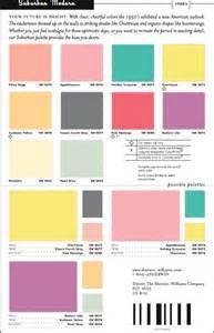 1950s color scheme mid century paint colours on pinterest mid century paint colors and 1950s
