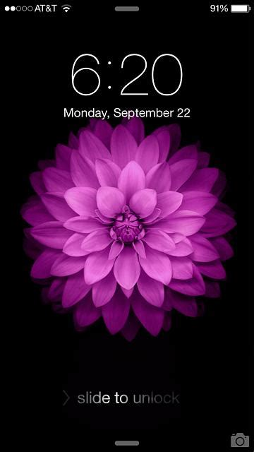 lockscreen themes iphone 6 share your iphone 6 lockscreen in this thread iphone