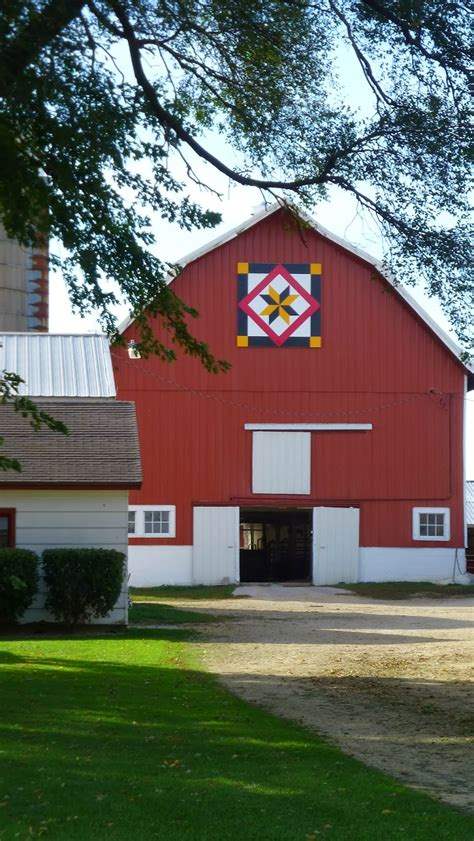 What Are Barn Quilts by Barn Quilts Rock County Wisconsin Barn Quilt Trail