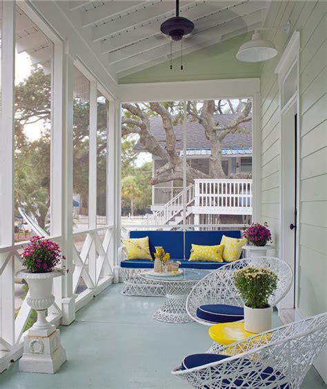 cottage porch ideas coastal cottage home bunch interior design ideas