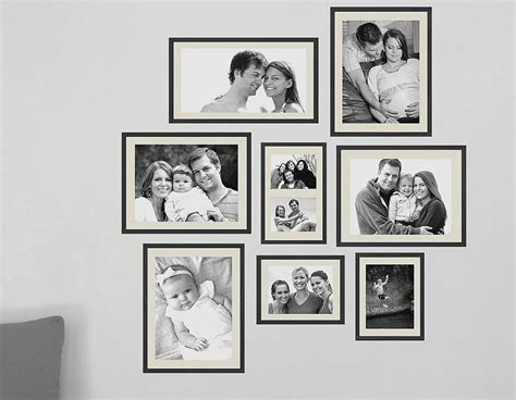 Baby Room Wall Stickers Uk black and white wallpaper with picture frames joy studio