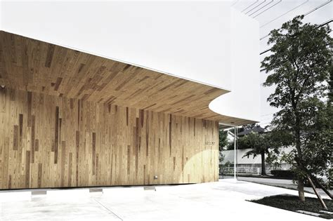 Timber Architecture | timber architecture osaka dentistry evolo