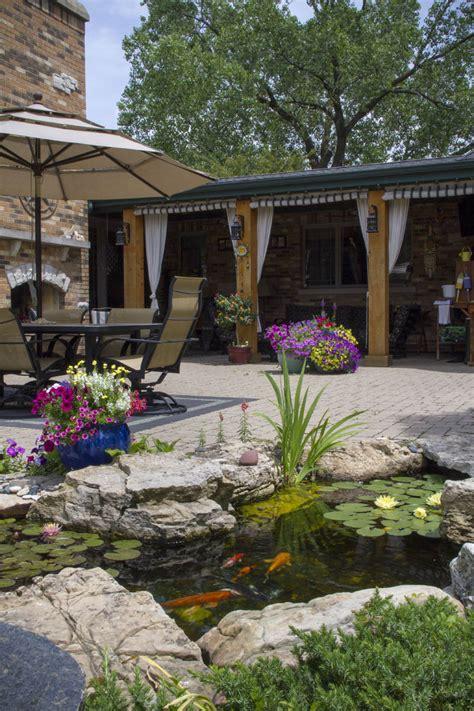 ultimate backyard the ultimate backyard oasis aquascape inc