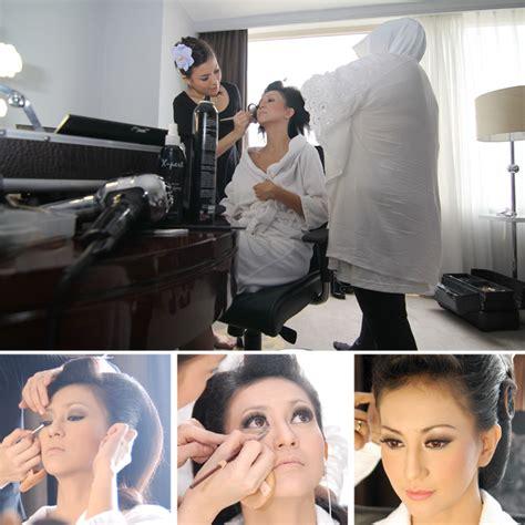 Makeup Josi David sanggar tien santoso kartu undangan situs calon